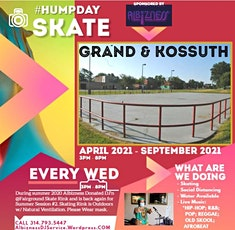 #HumpDaySkate2021 tickets