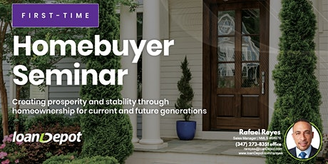 First Home Buyers Webinar With Rafael Reyes tickets