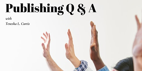 How to Publish a Book: Publishing Q & A tickets