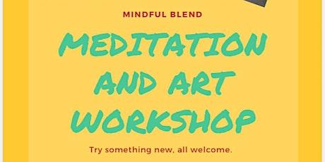Art and Meditation Workshop tickets