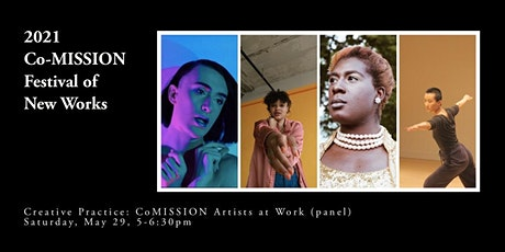 Creative Practice: CoMISSION Artists at Work (panel) tickets