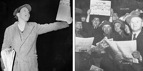 Activism, Athletics & Advice: Immigrant Newspapers in NYC tickets