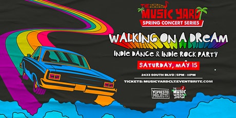 "Walking On A Dream ""Indie Dance & Indie Rock Party"" tickets"