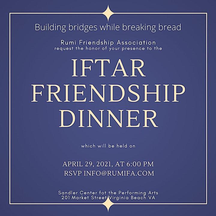 2021 Virginia Beach Community Iftar Dinner image