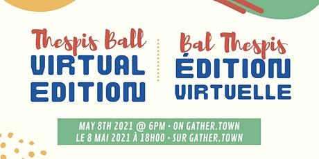 Thespis Ball Virtual Edition / Bal Thespis édition virtuelle billets