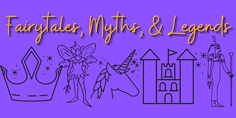 Fairytales, Myths & Legends tickets