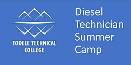 2021 August Diesel Technician Summer Camp @ Tooele Tech tickets