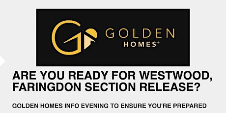 Get prepared for Westwood with Golden Homes tickets