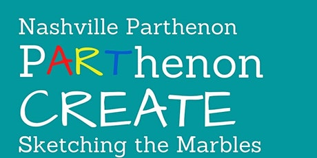 Parthenon Create! Sketching the Marbles tickets