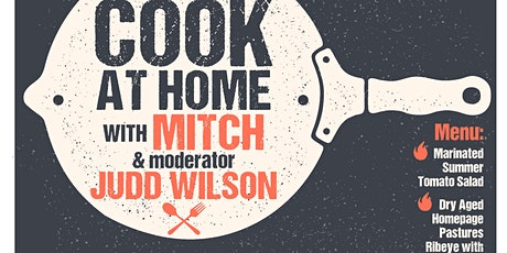 Cooking at Home with Mitch tickets