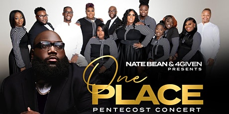 "NateBean&4Given Presents ""ONE PLACE"" tickets"