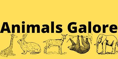 Animals Galore tickets