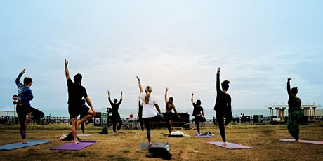 Outdoor Yoga in Brighton - Hove Lawns tickets