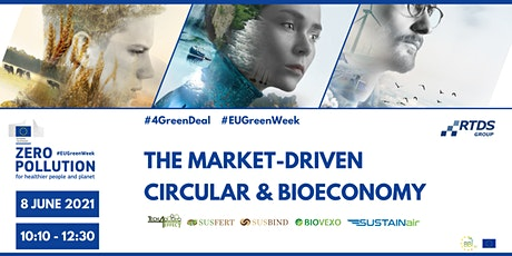 The Market-driven Circular & Bioeconomy - EU Green Week tickets