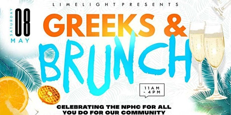 Greeks & Brunch tickets