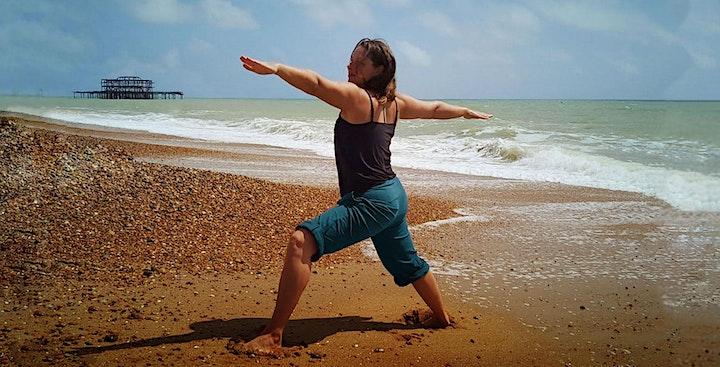 Outdoor Yoga in Brighton - Hove Lawns image