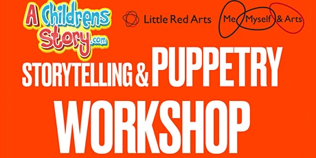 Little Red - Puppet Making & Performance - Me, Myself & Arts - Luton tickets