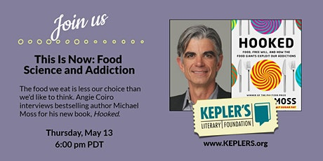 This Is Now: Food Science and Addiction tickets