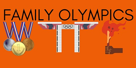 Family Olympics tickets