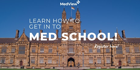 Get Into Medicine | Sydney tickets