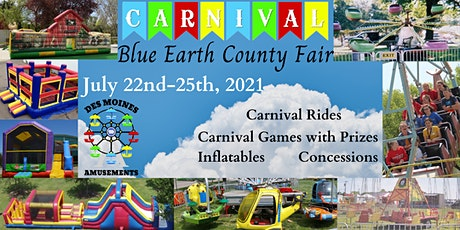 Blue Earth County Fair tickets