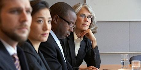 Trustee Training - Disrupting Everyday Bias tickets