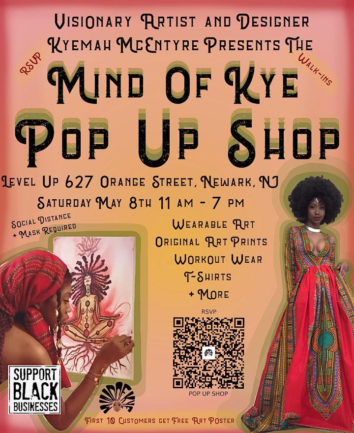 Mind Of Kye Pop Up Shop image