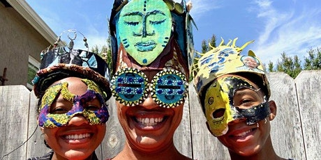 Ancestor Mask Making w Maria Elena Cruz | Day of Ancestors Festival of Mask tickets