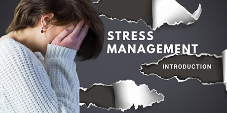Introduction to Stress Management tickets