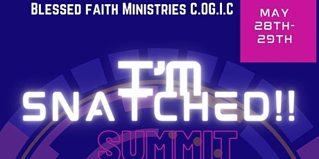 Blessed Faith Ministries Ladies Academy 2021 Summi tickets