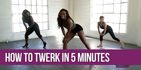 TWERK Fitness: Dance @PHIRI tickets