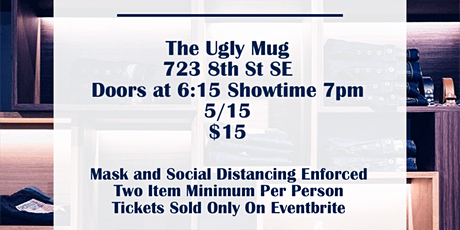 "Starr Struck Comedy Presents ""ALLEGEDLY 2"" tickets"