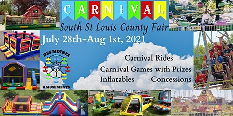 South St Louis County Fair tickets