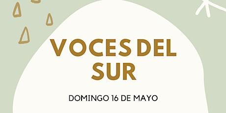 Una Casa Llena de Gente, Conversación con Mariana Sández boletos