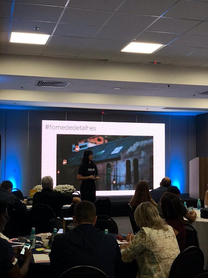 Imagem do evento Foodturo Digital  AO VIVO e ONLINE
