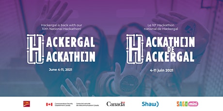 10th National Hackergal Hackathon |10e Hackathon national de Hackergal tickets