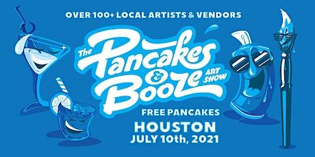 PANCAKES & BOOZE ART SHOW tickets