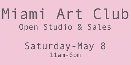 Open Studio and Fine Art Sales tickets