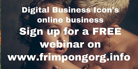 ONLINE EVENT: Digital Business billets
