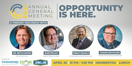 Opportunity Is Here: A Fireside Conversation with Key Growth Sectors tickets