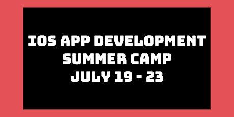 iOS App Development Summer Camp: July 19th - 23rd entradas