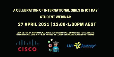 A Celebration of International Girls in ICT Day - 2021 Webinar tickets