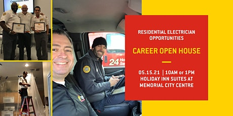 Career Open House for Residential Electrician Opportunities tickets