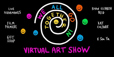 We All Go in Together: Art Show + Handmade Book tickets