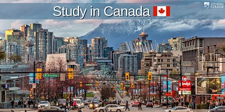 Philippines: Study in Canada – General Info Session: May 19, 4 pm tickets