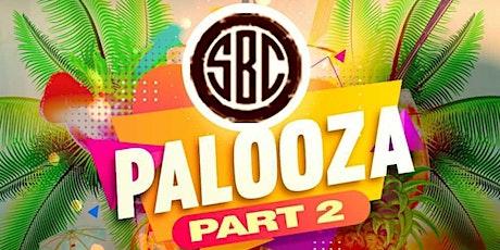 The Annual SBC Palooza tickets