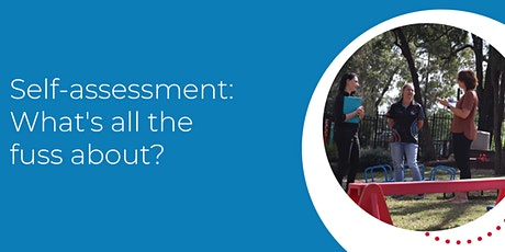 Self-assessment: What's all the fuss about? tickets