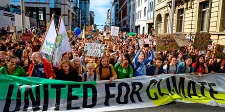 Organising for the Climate Emergency: Building actions for COP26 tickets