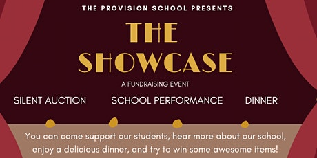 The Showcase: A Fundraising Event tickets