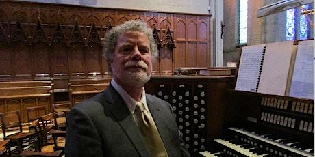 Organ Recital at Grace Cathedral with David Hatt - Livestream tickets